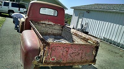 1948 Ford F-100  1948 Ford F1 Shortbed