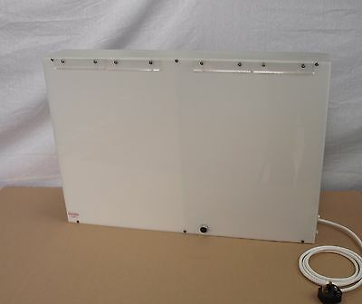 Double  X-ray Viewer with push button spot light intensity feature
