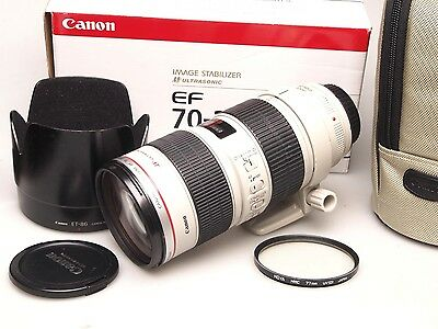 Canon EF 70-200 mm F2.8 L IS USM