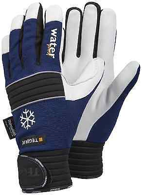 Tegera by Ejendals 297 Thinsulate Thermal Winter Lined Waterproof Leather Glove