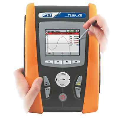 HT VEGA78 Professional power quality analyser **CLEARANCE**