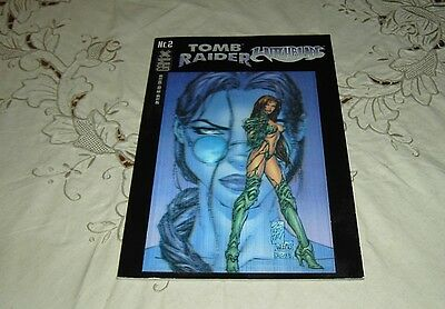 Tomb Raider Witchblade Gamix Nr.2 mit 3D Cover * 1998