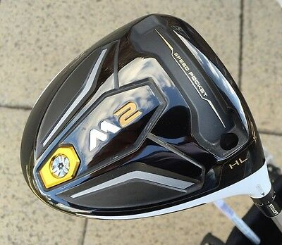 Brand New Taylormade M2 Driver - HL Regular flex with head cover and wrench