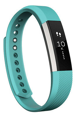 NEW FITBIT - FB406TEL - Alta Activity Tracker Teal - Large from Bing Lee