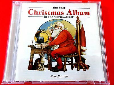 THE BEST CHRISTMAS ALBUM IN THE WORLD..EVER 2 x CD NEW SEALED SPICE GIRLS SLADE