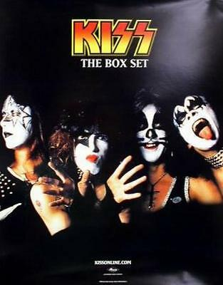 Kiss Original Promo Poster Mercury Records NEVER USED 2001 Make an Offer!