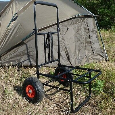 Lucx Transport Cart / Trolley / Car Angel - Top For Fishing