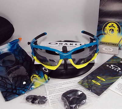 Oakley Racing Jacket 9171 15 PACIFIC BLUE FATHOM Limited Edition