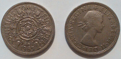 Two Shillings Coin