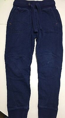 Boys 5-6 Denim Joggers (#43)