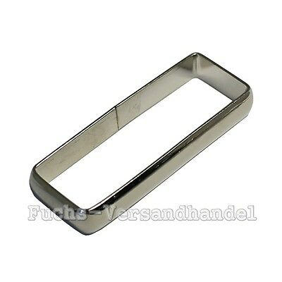 Loops 20,25mm,30,40 mm Loop Ring Steel Metal nickel-plated arc shaped Rings