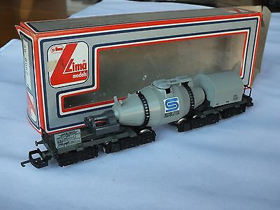 Lima OO L309067 20 Wheel Articulated Foundry Wagon British Steel Boxed