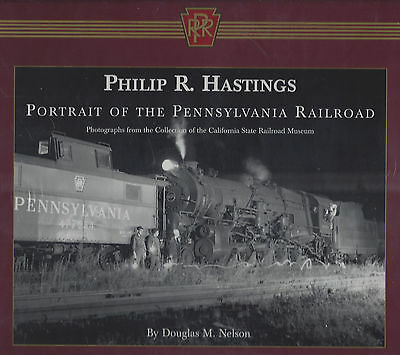 Portrait of the PENNSYLVANIA RAILROAD (fine book documenting PRR in its heyday)