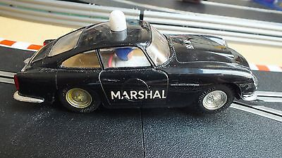 Scalextric E/5 Marshal Car with lights