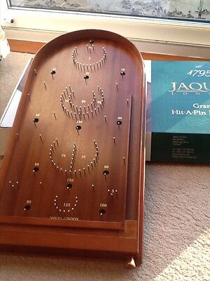 jaques bagatelle pin ball game