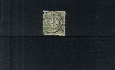 Japan 1872 10s green used