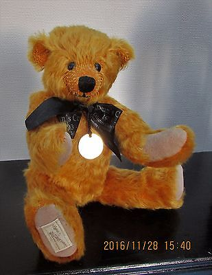 Dean's Collectors' Club Special Edition Centenary Bear from 2003