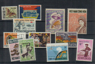 South Vietnam 1955-73 Very lightly mounted mint collection