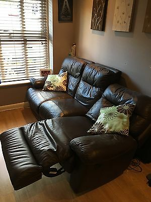 Expression 3 Seater Electric Recliner Sofa
