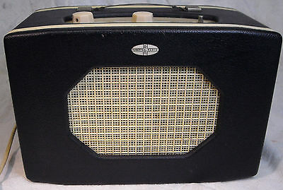 Vintage Roberts Cr Valve Radio Electrically Restored To Good Working Order