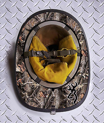 Browning Camouflage Fire Helmet Skin