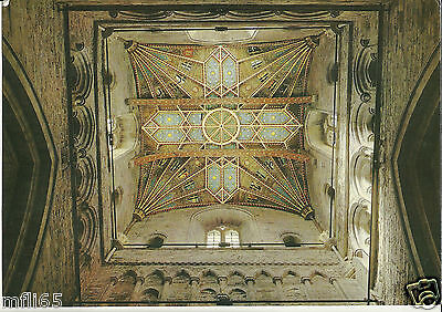 Postcard (1984) - St David's Cathedral (The Tower Ceiling) - Posted