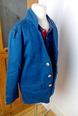 Boys size 9/10 years very stylish blue Joules jacket