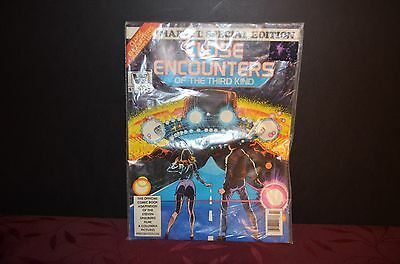 Close Encounters Of The Third Kind Marvel Special Edition Comic Book 1978