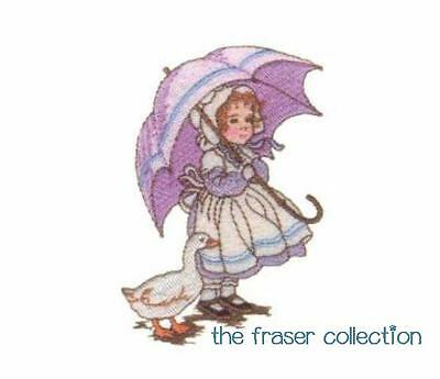 The Fraser Collection  ~ Designs In Machine Embroidery On Cd