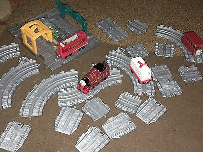 Thomas Take N Play Track And Train Bundle - Great Small Spare Pieces