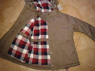 Manteau Sergent Major  8 Ans Neuf Etiquette