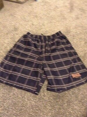 Boys Lonsdale Swimming Shorts Age 11-12 Years