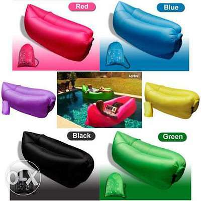 YUETOR Lazy Inflatable Sofa laybag camping for beach laybag free shipping!!!