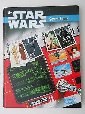 The Star Wars Source Book We3Stend Games 40002 Year 1987