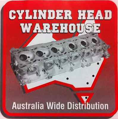 Holden Isuzu 4Ze1 2.6 Rodeo Jackaroo New Cylinder Head Comp With Vrs Gaskets
