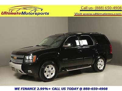 "2012 Chevrolet Tahoe LT Sport Utility 4-Door 2012 CHEVROLET TAHOE Z71 LT SUNROOF LEATHER HEATSEAT RCAM 18""ALLOYS WARRANTY"