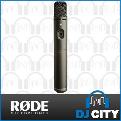 Rode M3 Cardioid Condenser Microphone Studio, Stage & Location Mic