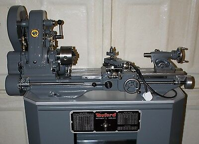 Myford ML7 Lathe and Myford Cabinet ...all rebuilt!