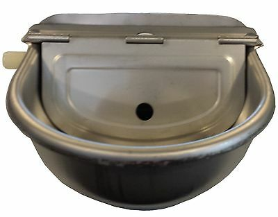 Stainless Steel Automatic Stock Waterer Horse Cattle Goat Sheep Pig Dog By Rnl