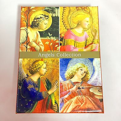 Angels Collection Boxed Christmas Cards 24 cards, envelopes and seals by Galison