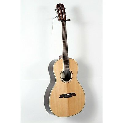 Alvarez Artist Series AP70 Parlor Guitar Natural 888365941653