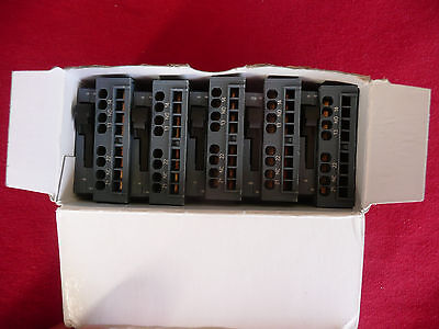 Box of TEN Siemens Auxiliary contact blocks 1 NO/1 NC, 3RV2901-2E, 4011209790933