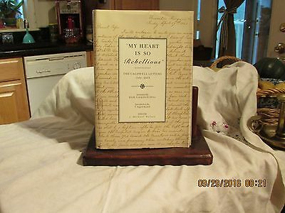 Vintage, My Heart is so Rebellious, The Caldwell Letters, Civil War, 1861-1865