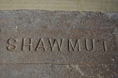 "Antique Brick ""shawmut""  Penn. Reddish Brown Variety"