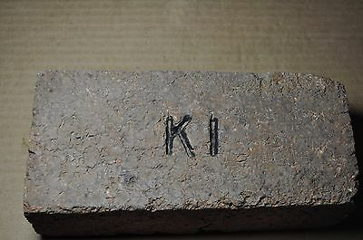 "Antique  Fire  Brick  ""k  I"""