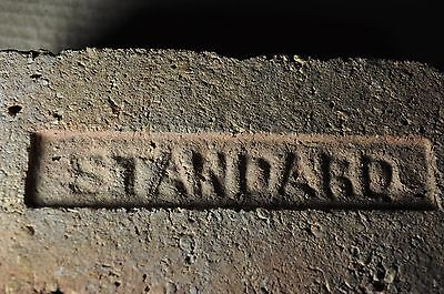 "Antique Fire Brick ""standard"" Early Variety"