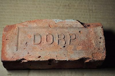 "Antique Brick  ""dorp""  From New York"