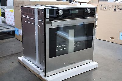 New Highland Hio60Mdct 60Cm Stainless Steel Electric Oven