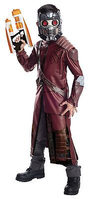 Starlord Guardians Of The Galaxy Deluxe Childs Costume