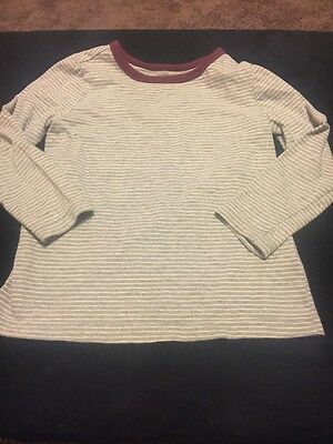Old Navy Long Sleeve Shirt Size 4T Unisex Boys Girls Toddler Kids Children